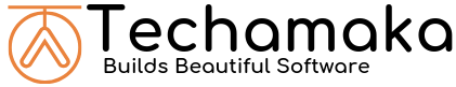 Techamaka logo with tag line